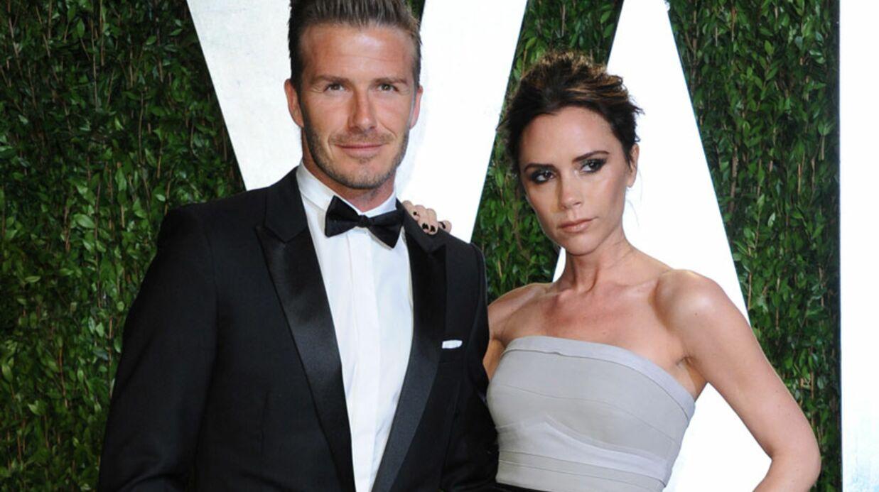Victoria Beckham: son air triste, ce n'est que pour les photos