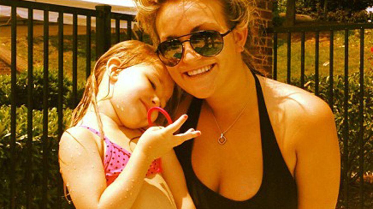 La petite sœur de Britney Spears pose avec sa fille de 4 ans