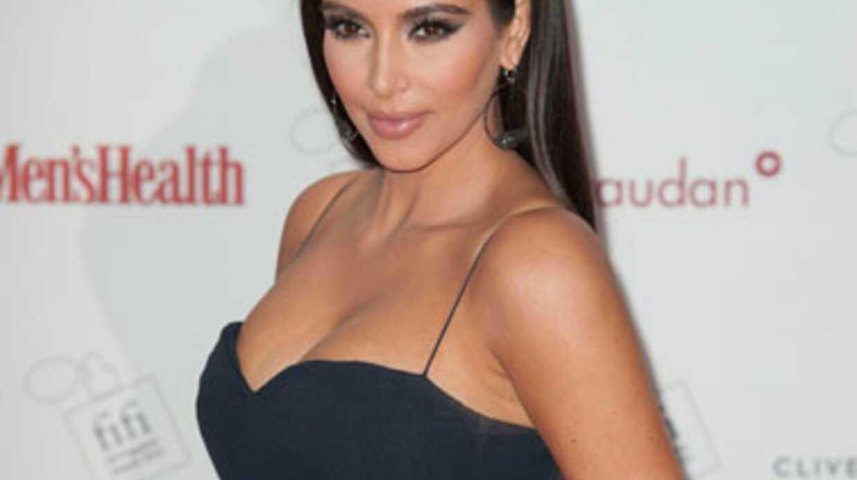 Kim Kardashian: des lunettes inestimable volée dans ses bagages