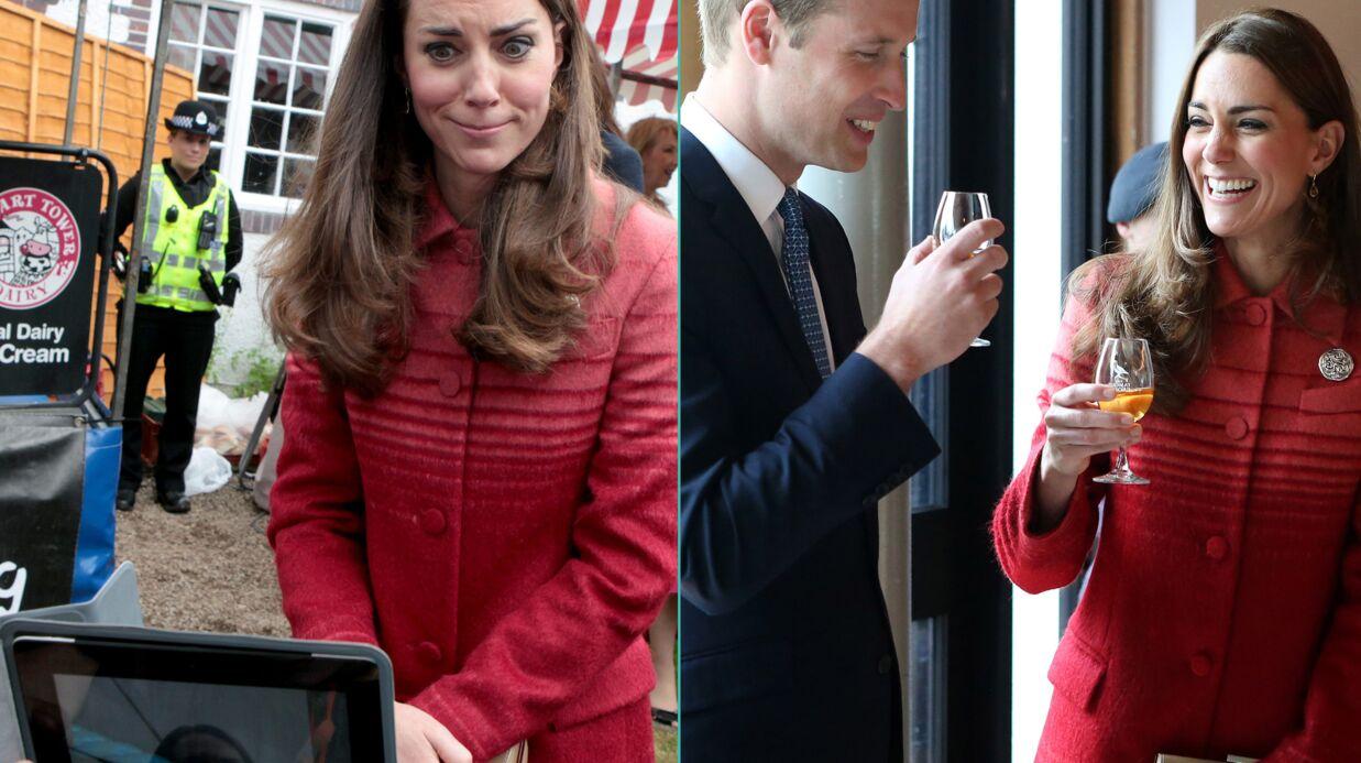 PHOTOS Kate Middleton et le prince William passent du bon temps en Ecosse
