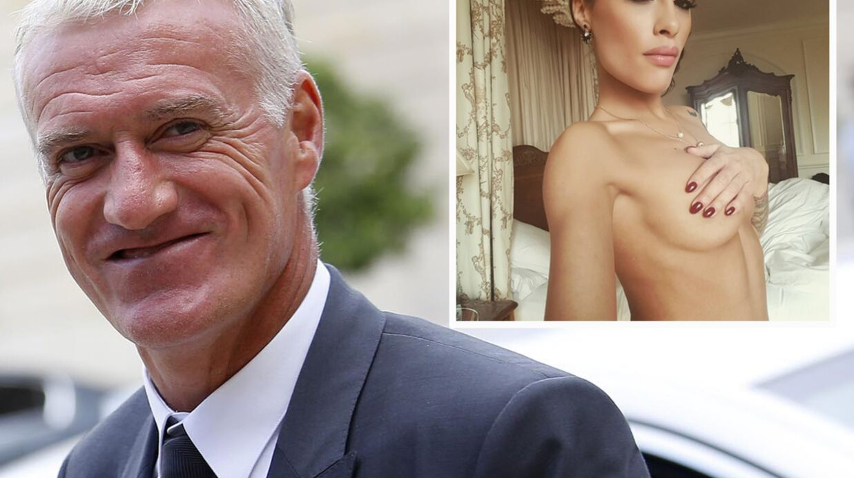 La promesse d'une star du porno à Didier Deschamps si la France gagne l'Euro