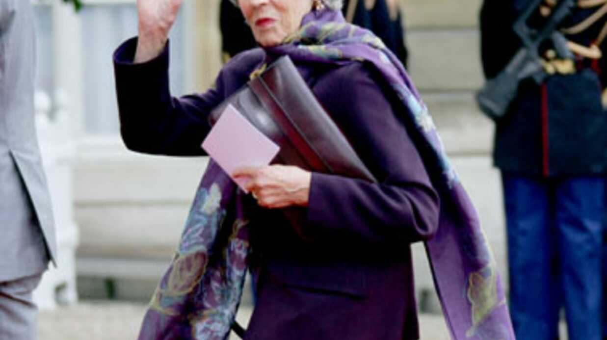 Carla Bruni-Sarkozy adooooore sa belle-mère Andrée