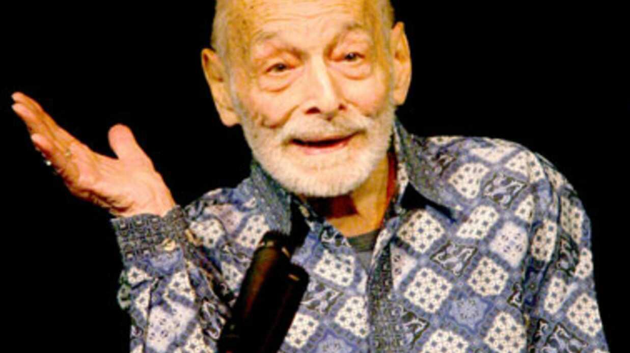 Mort de Pierre Gérald, le doyen des acteurs