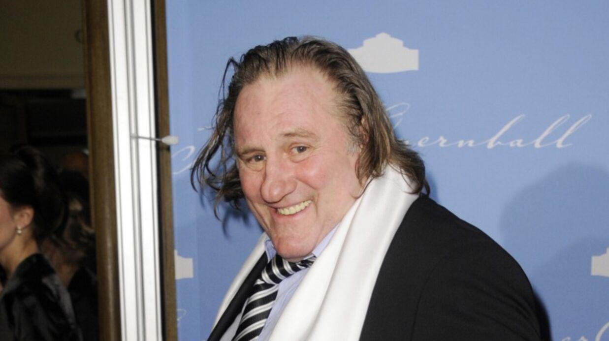 Depardieu offre son hôtel particulier au cinéma russe
