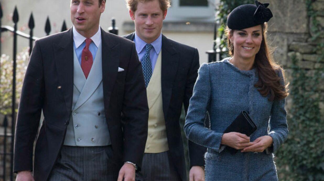 PHOTOS Kate Middleton splendide au mariage de Lucy Meade et Charlie Budgett