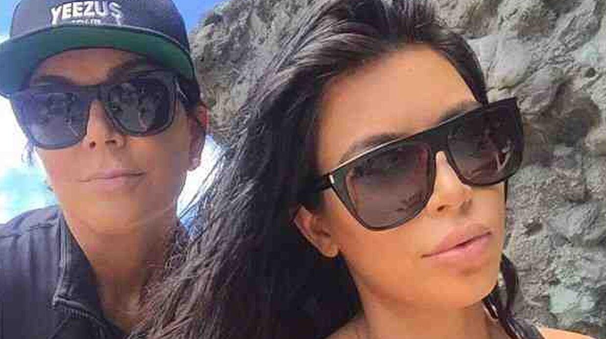 PHOTO Kim Kardashian son shooting version Kris Jenner: résultat saisissant!