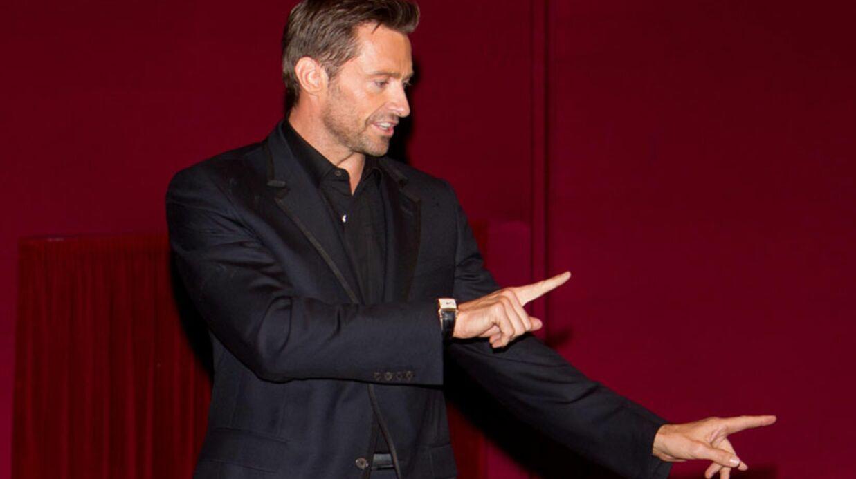Hugh Jackman homosexuel? Sa femme s'insurge