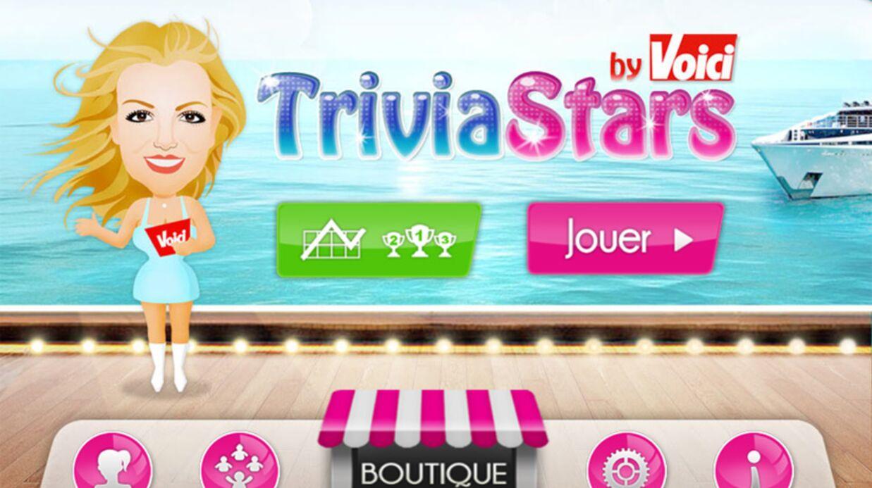Triviastar: le jeu iPhone de Voici!