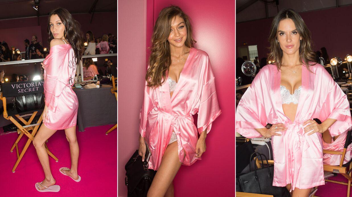 DIAPO Victoria's Secret: les coulisses très sexy du show 2016