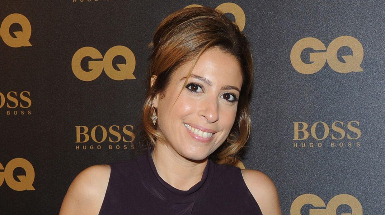 VIDEO Léa Salamé confirme officiellement sa grossesse