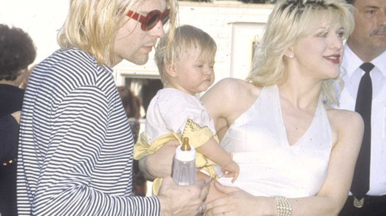 La fille de Kurt Cobain et Courtney Love se marie avec un rockeur