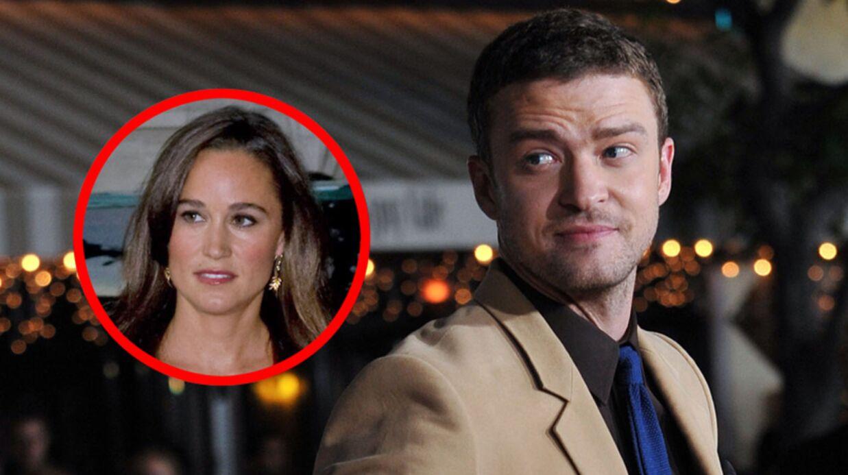 Justin Timberlake est attiré par Pippa Middleton