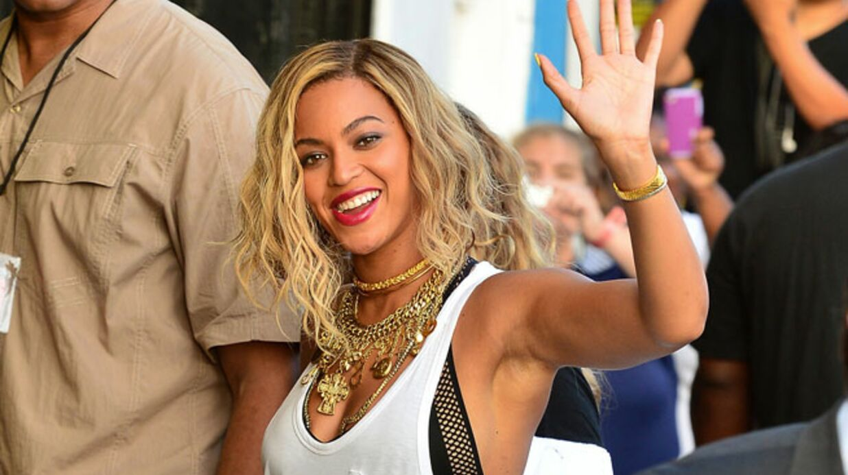 Beyoncé s'incruste sur une photo de fan