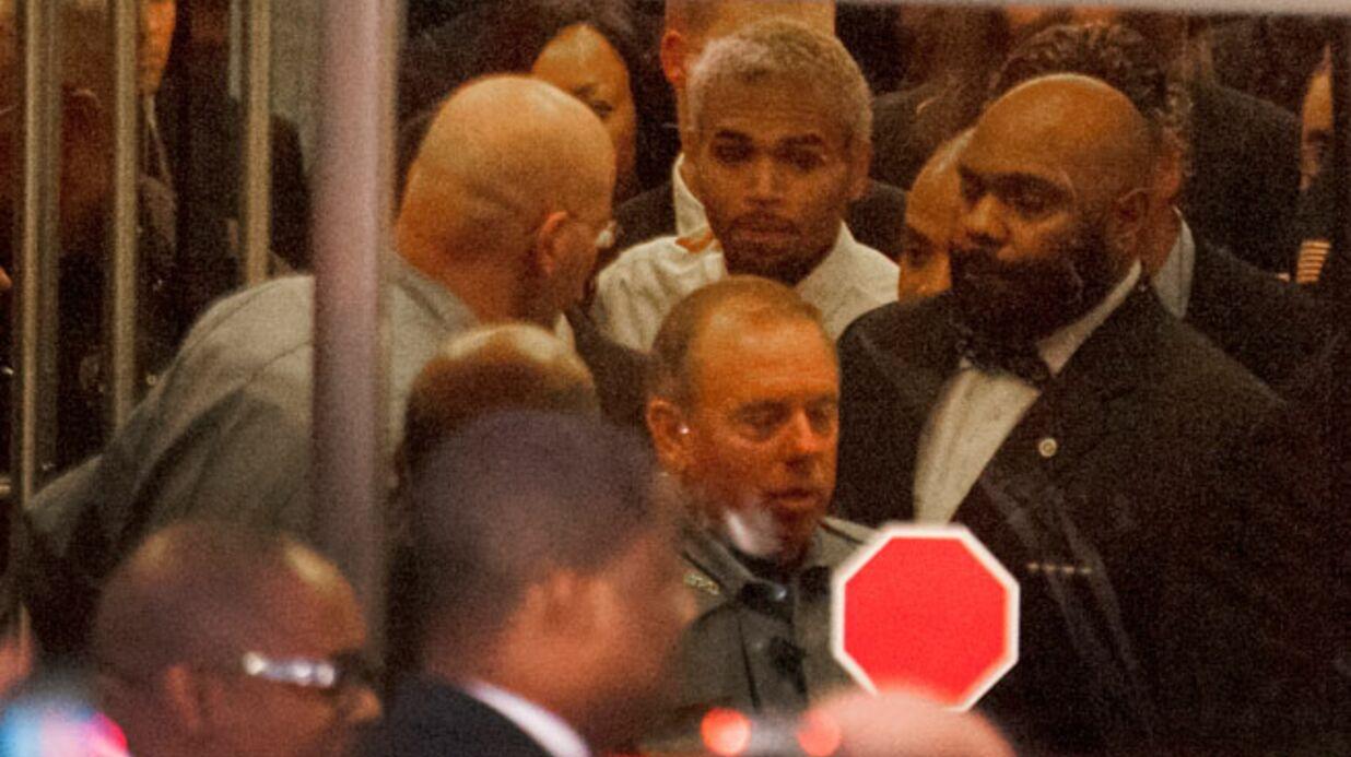 Chris Brown entre en cure de désintox après ses dernières frasques
