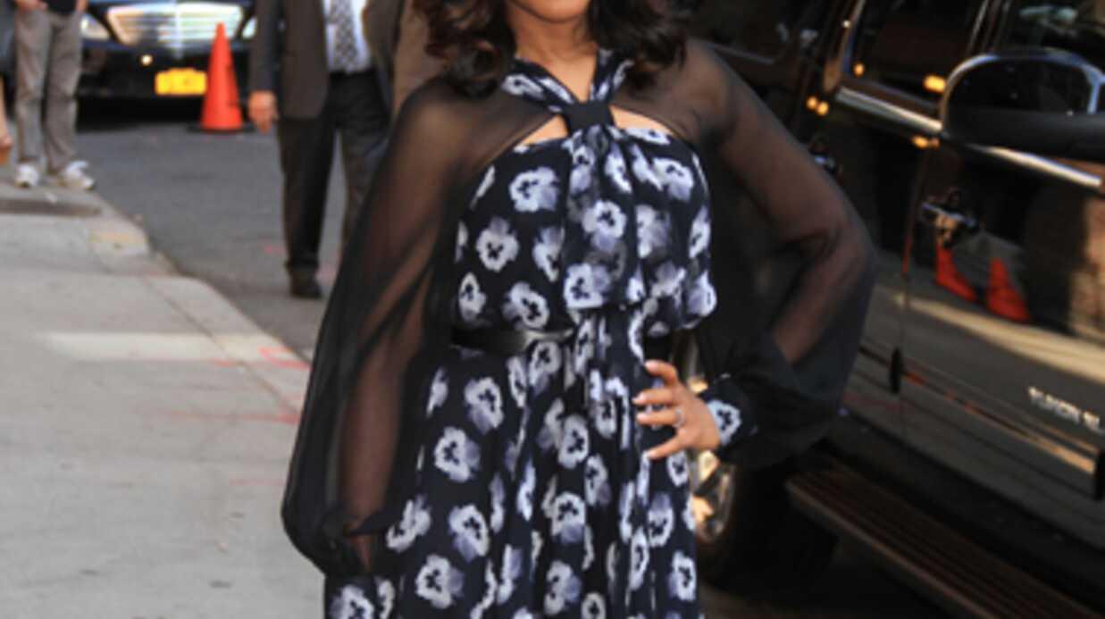 Kerry Washington (Django Unchained) enceinte de son premier enfant
