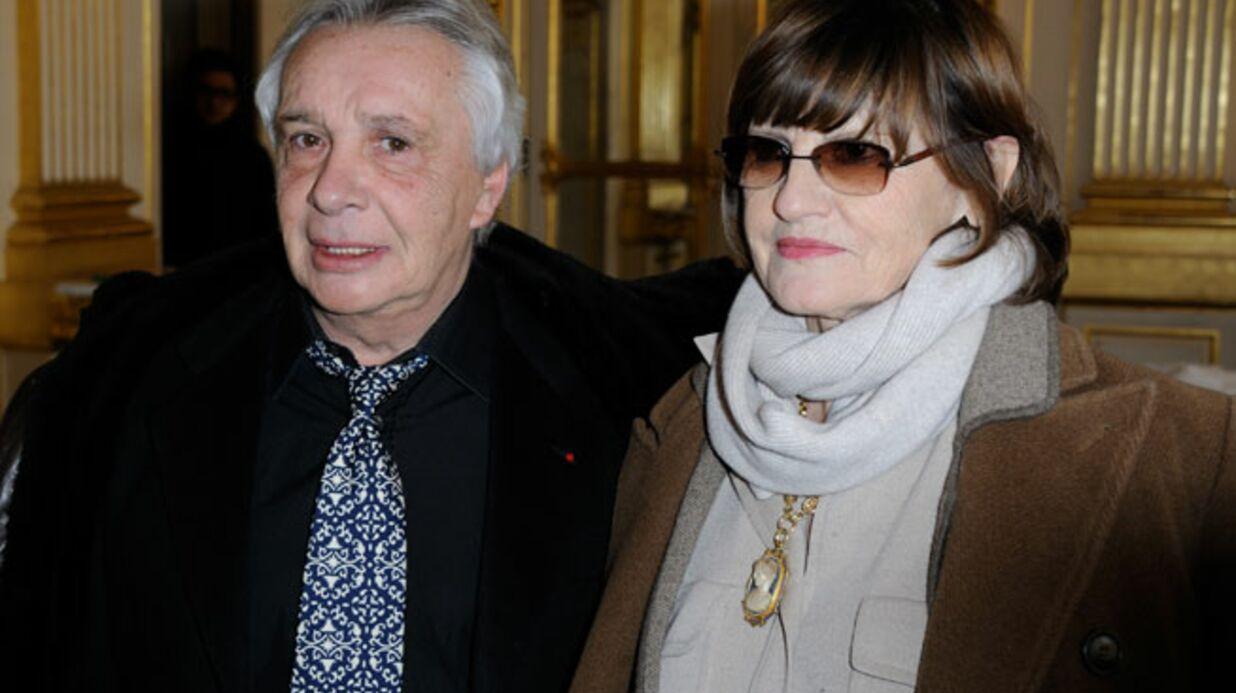 Michel Sardou annule cinq concerts à cause d'une grippe