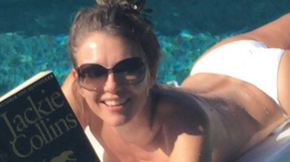 PHOTOS Elizabeth Hurley: ses vacances sexy et topless