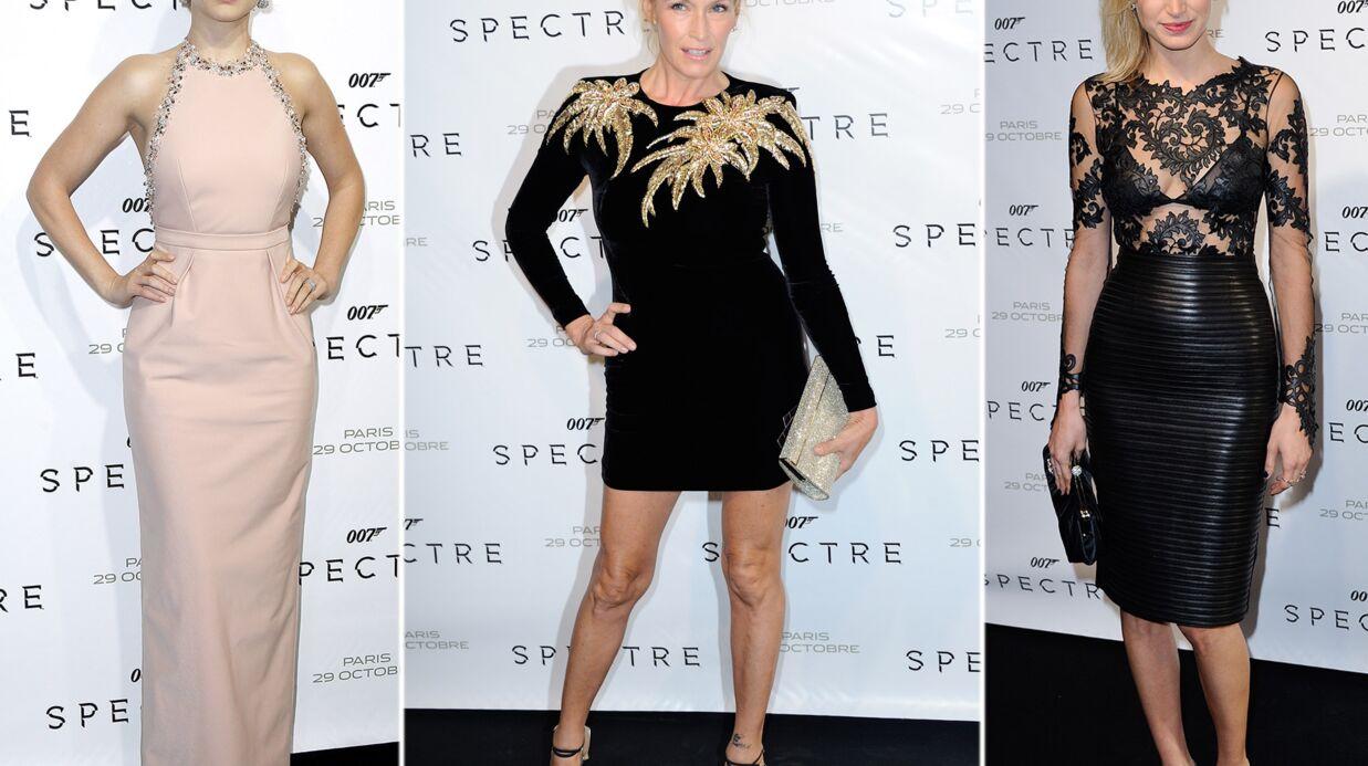 PHOTOS Léa Seydoux, Estelle Lefébure et Pauline Lefèvre sublimes  pour James Bond