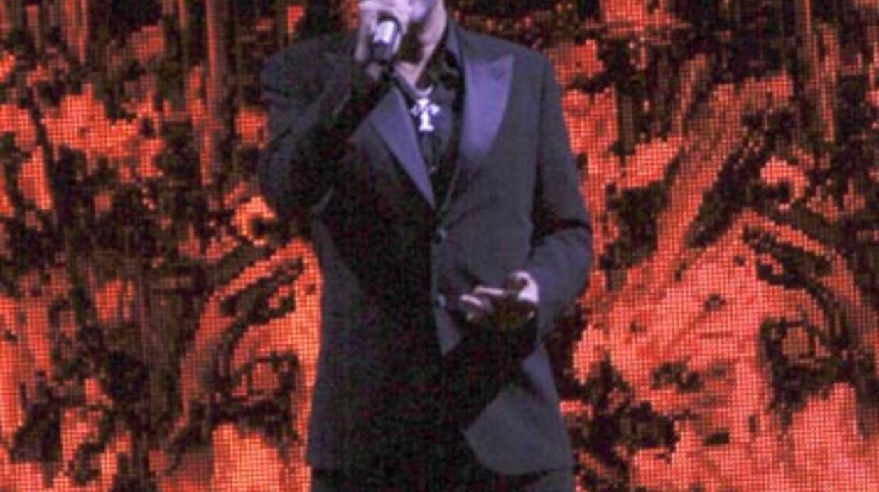 George Michael annule une partie de sa tournée, victime «d'une grande angoisse»