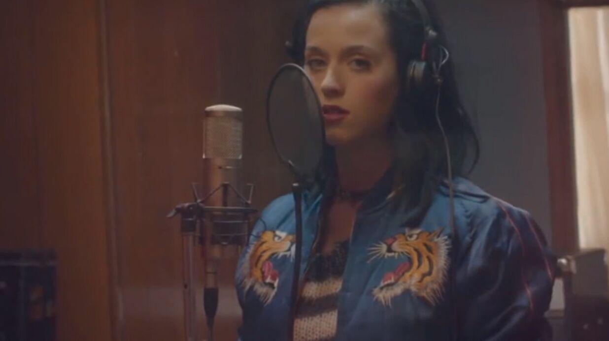 Katy Perry a pensé au suicide après son divorce avec Russell Brand