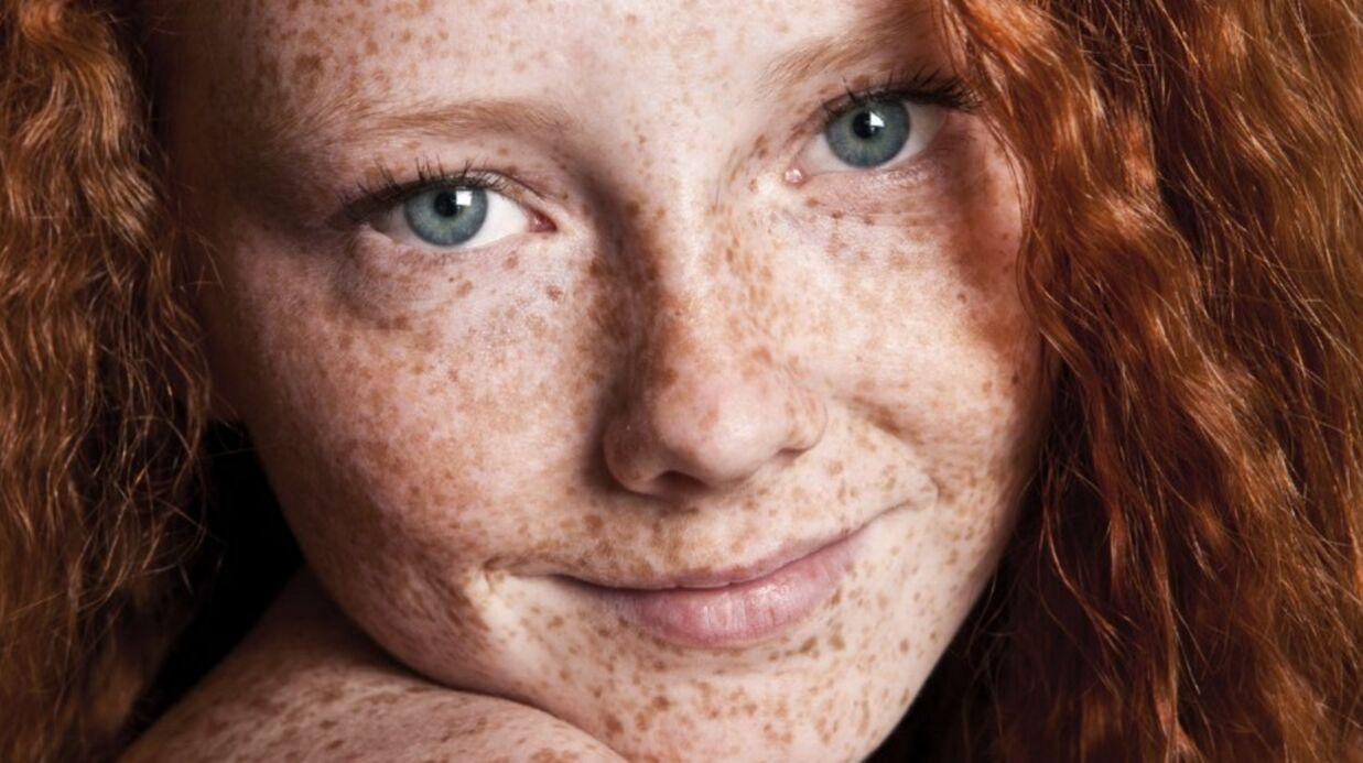 Comment se maquiller quand on est rousse?