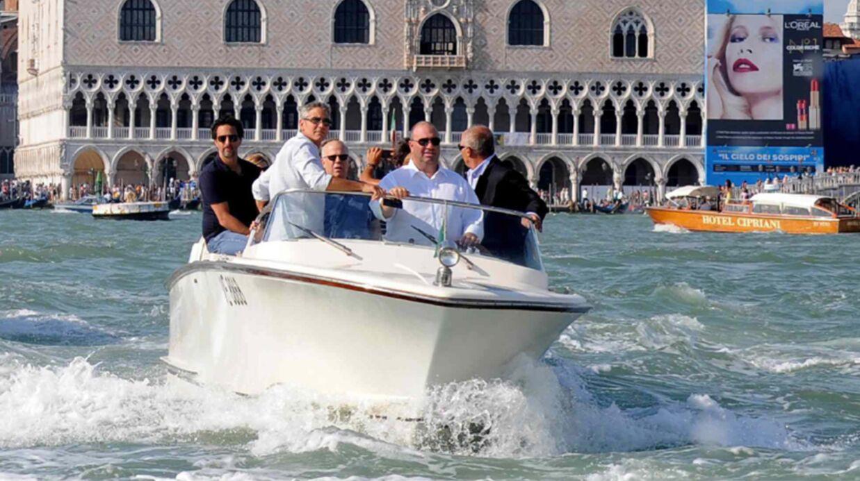 DIAPO George Clooney ouvre la Mostra de Venise