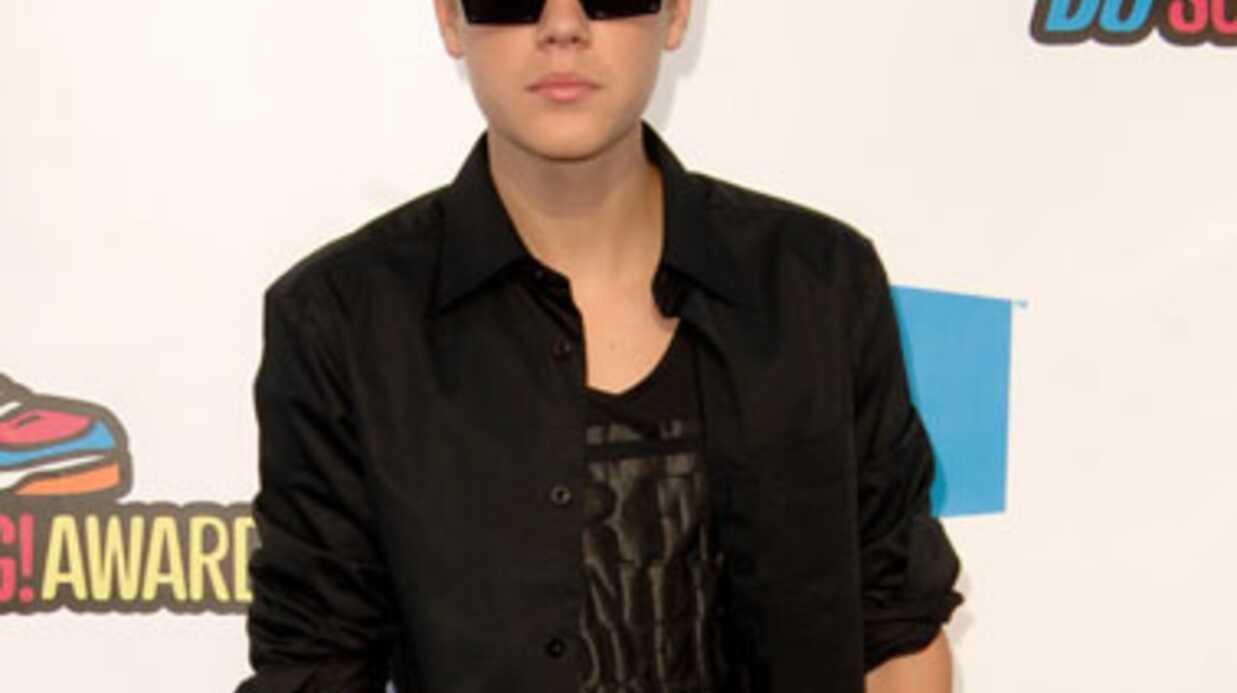Justin Bieber: collision dans un parking souterrain