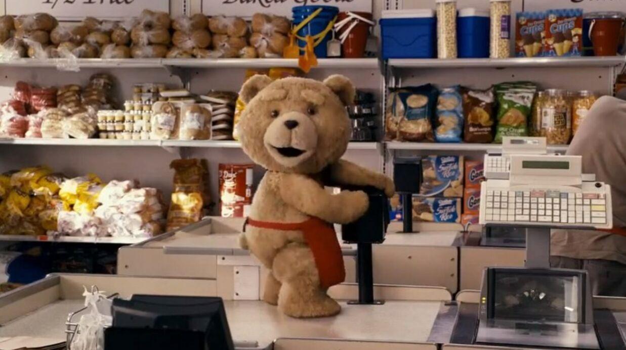 JoeyStarr va doubler un ours en peluche dans Ted