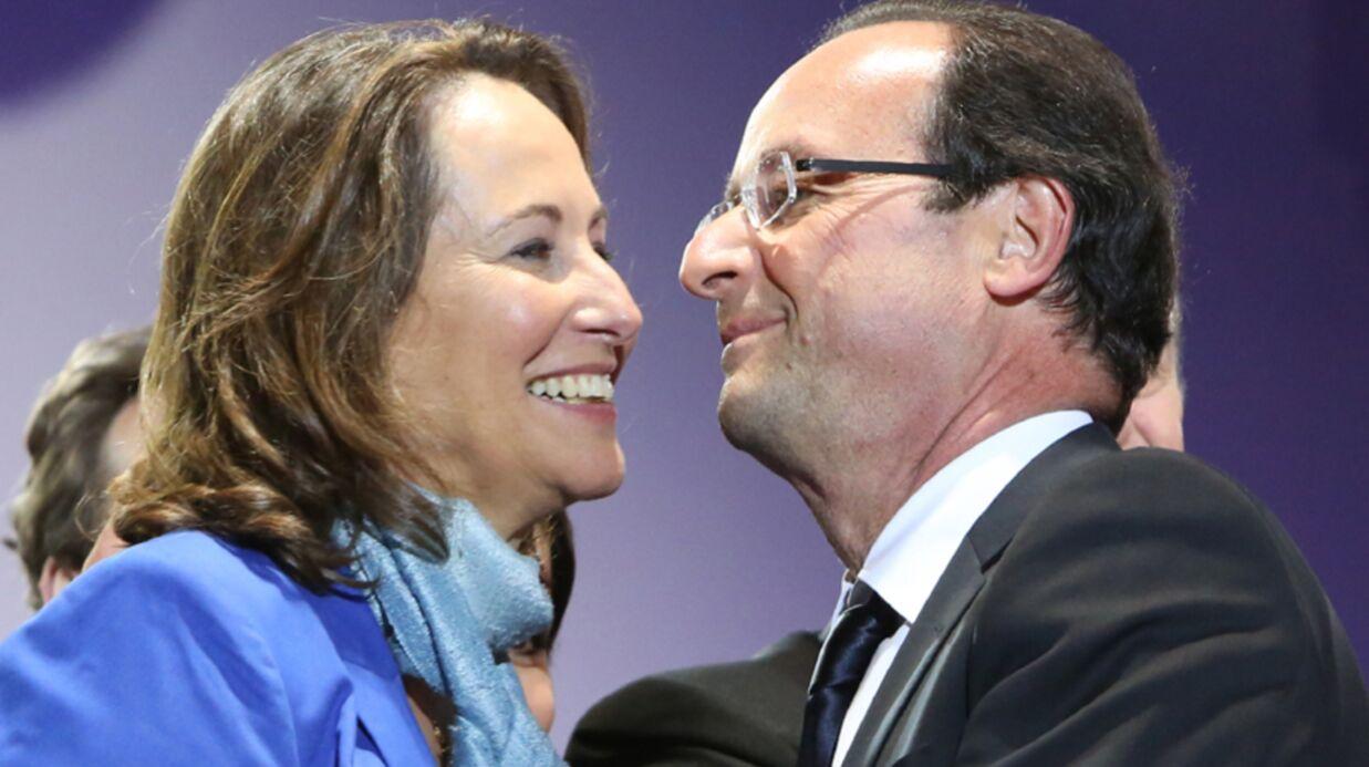 François Hollande a failli quitter Valérie Trierweiler pour Ségolène Royal