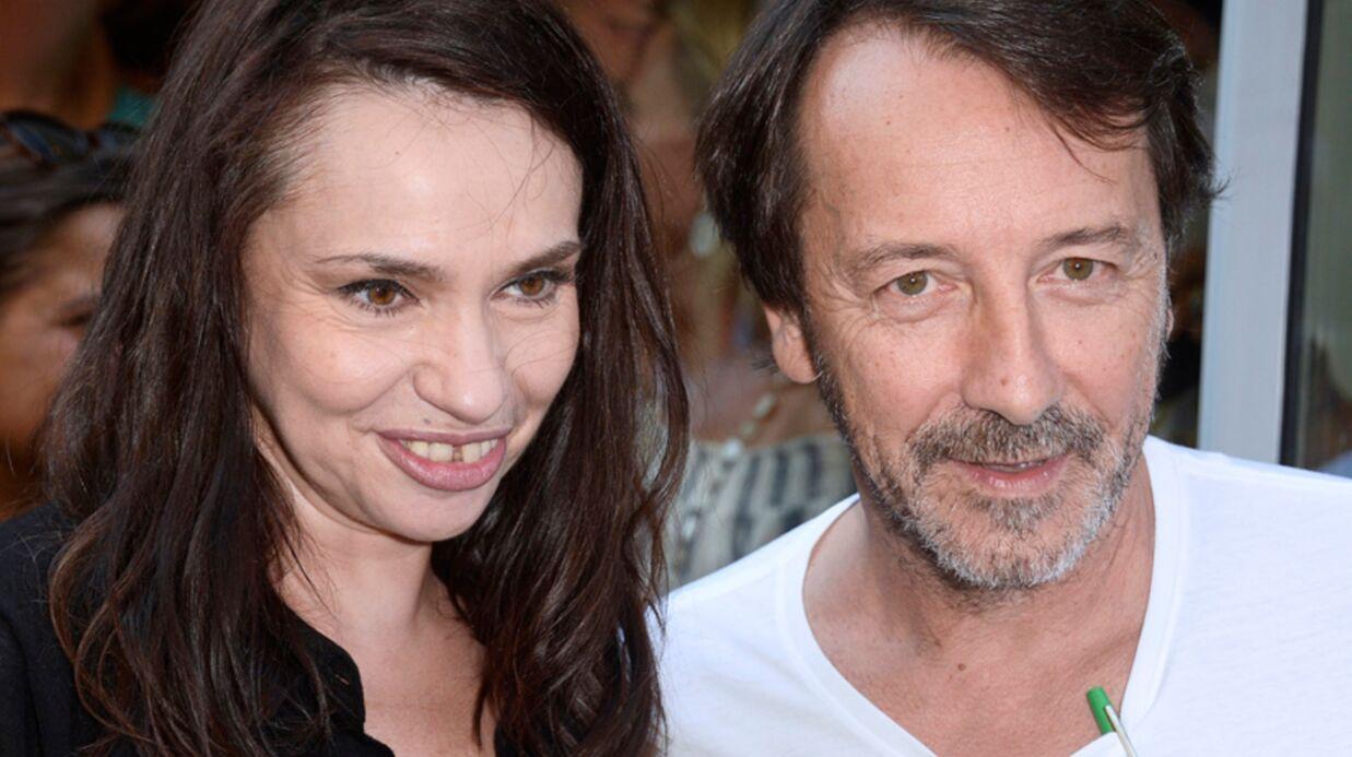 PHOTOS Béatrice Dalle et Jean-Hugues Anglade réunis pour les 30 ans de 37°2 le matin