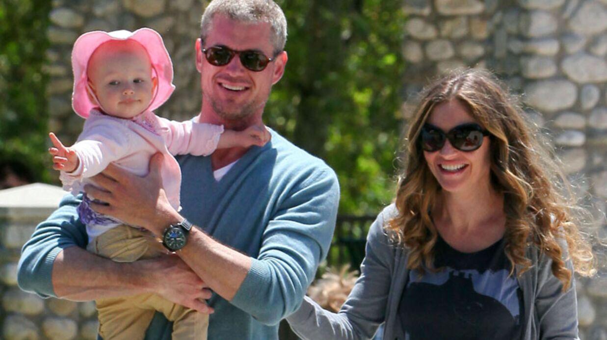 Eric Dane (Grey's Anatomy): père d'une deuxième petite fille