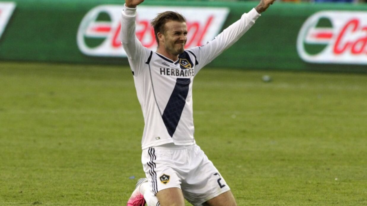 David Beckham pourrait s'installer en Chine