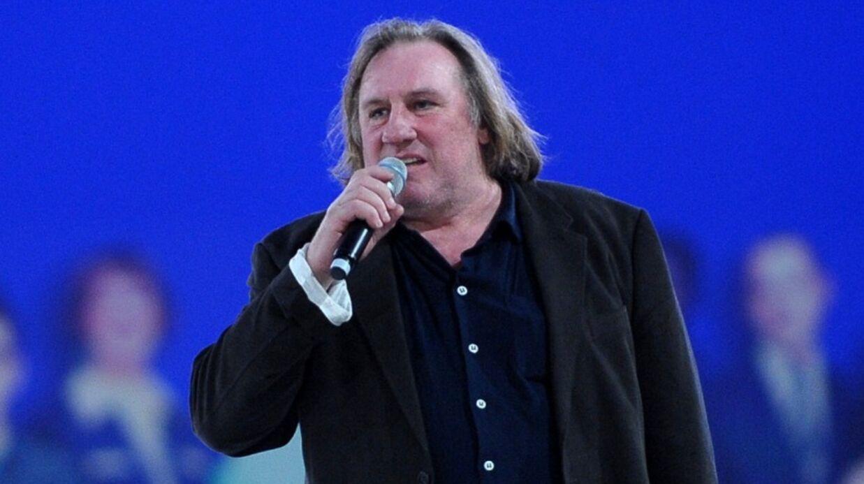 Gérard Depardieu ne reviendra pas en France malgré l'échec des 75%