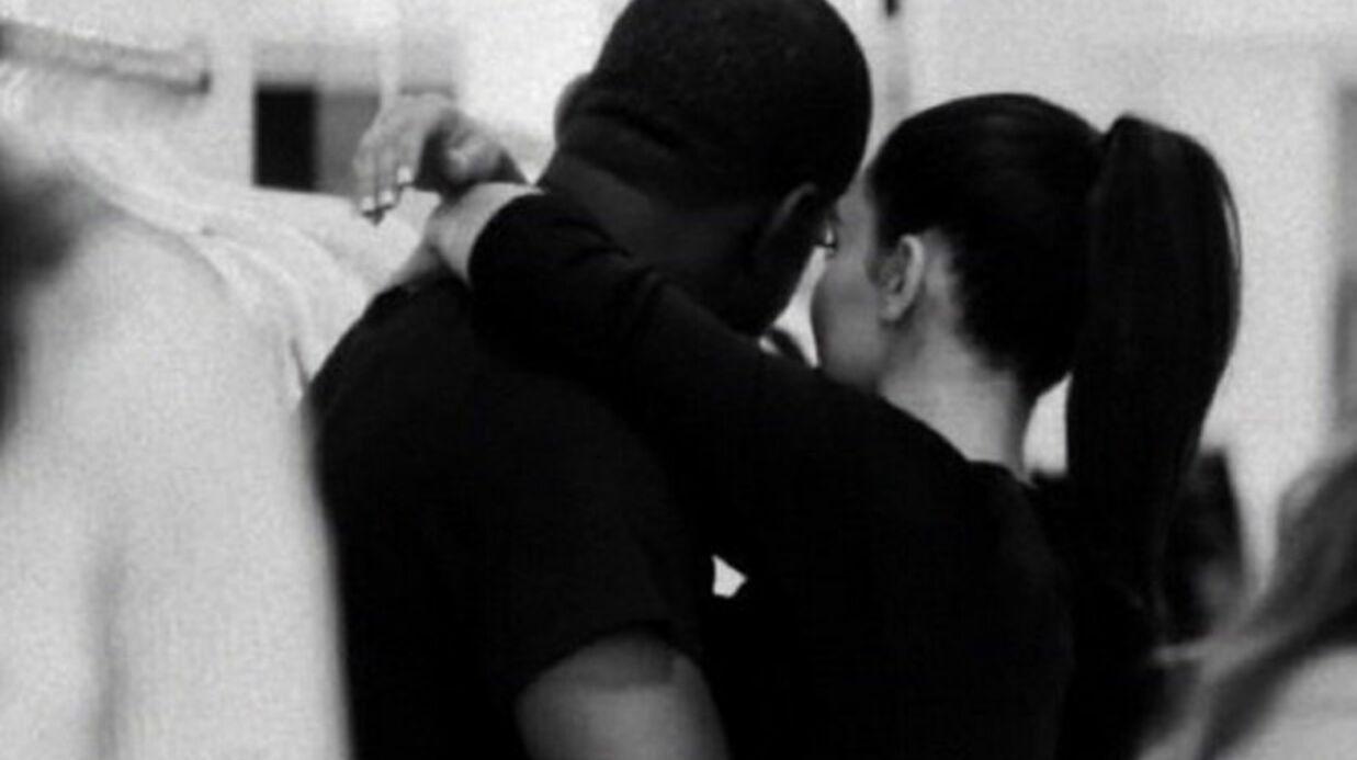 Kim Kardashian partage son bonheur de future maman