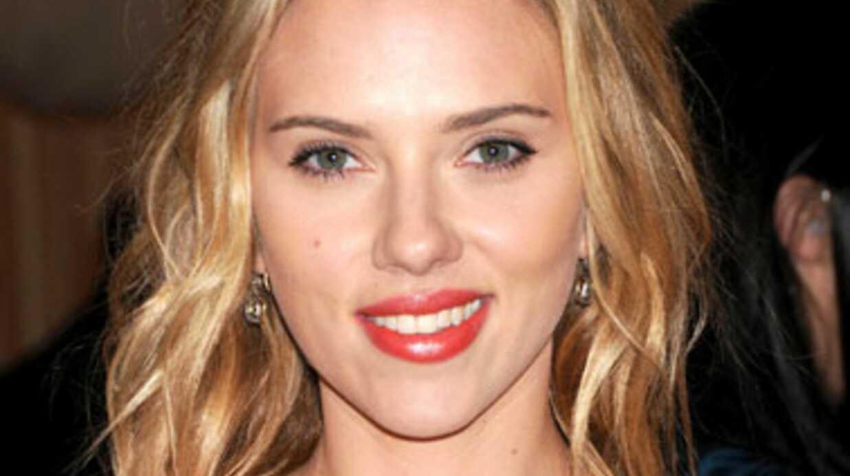 Scarlett Johansson n'est pas prête à devenir maman