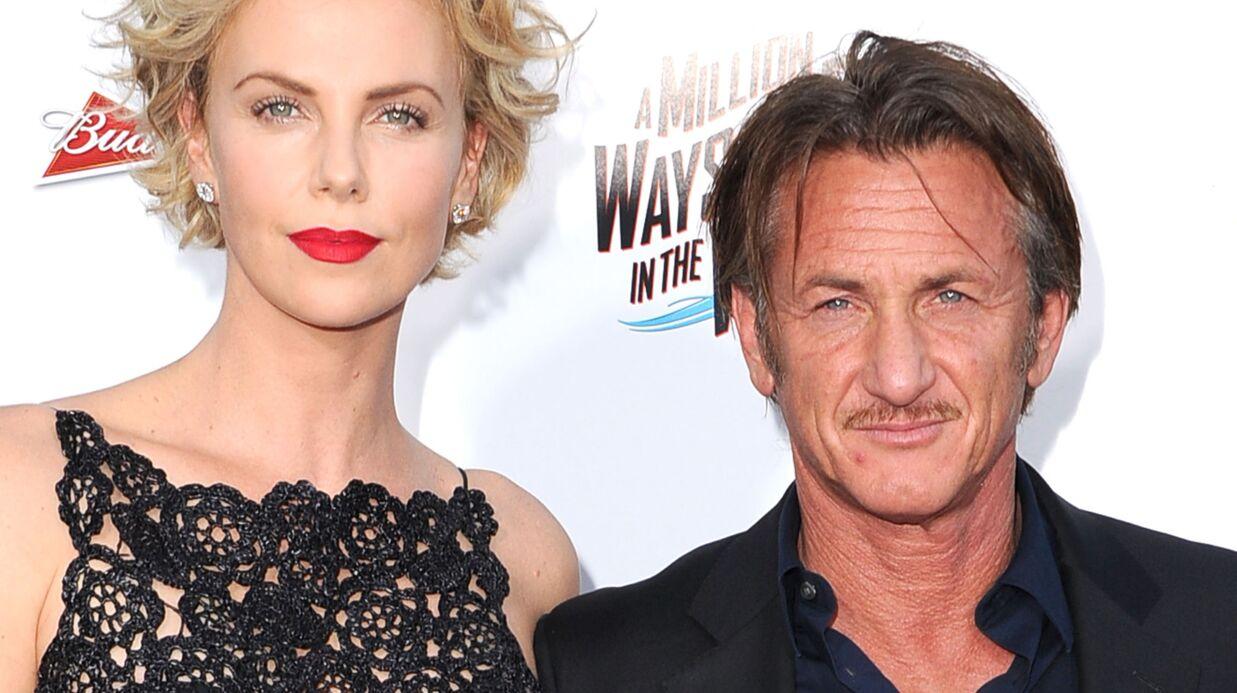 Charlize Theron et Sean Penn se seraient fiancés à Paris