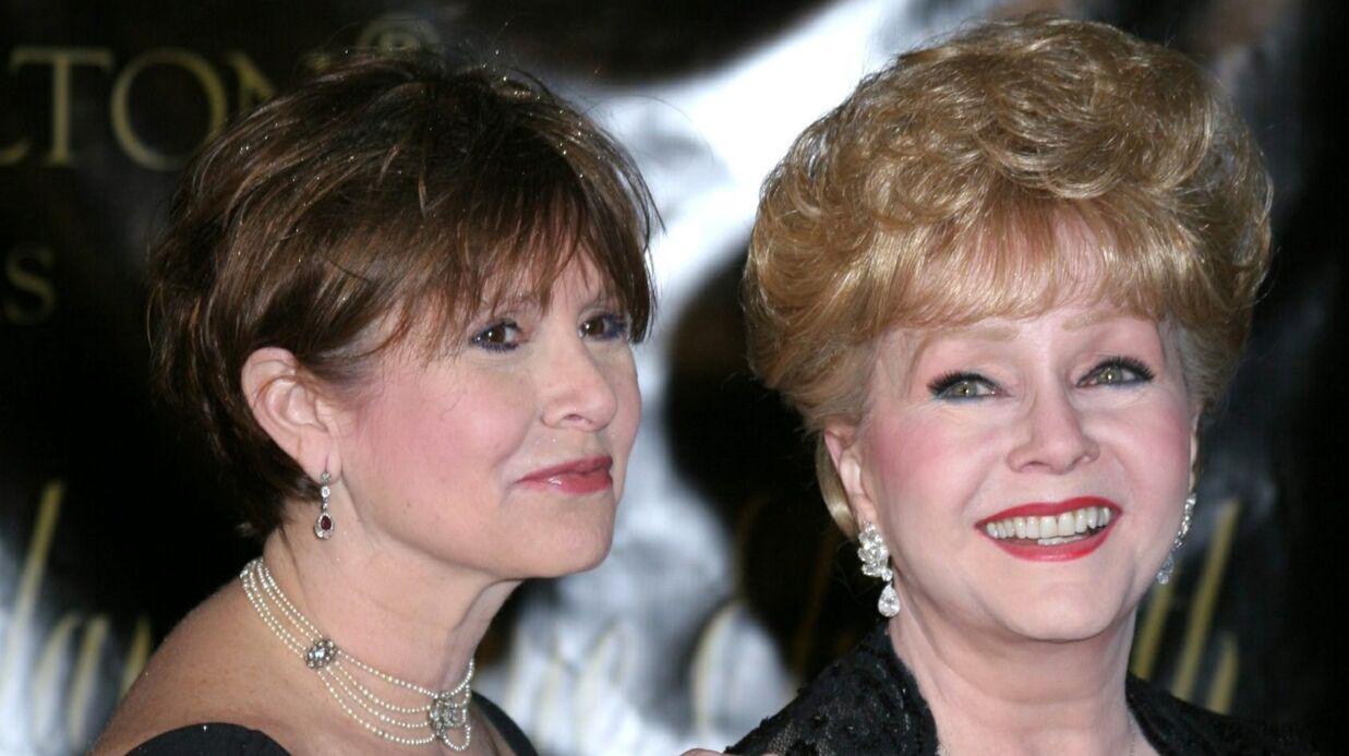 Debbie Reynolds et Carrie Fisher seront enterrées à côté