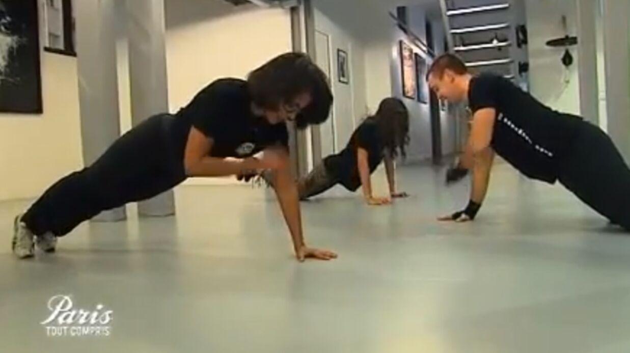 VIDEO Audrey Pulvar boxe avec Malika Ménard
