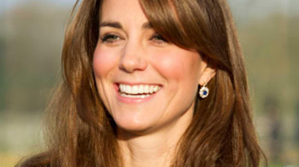 Kate Middleton: son shopping spécial grossesse