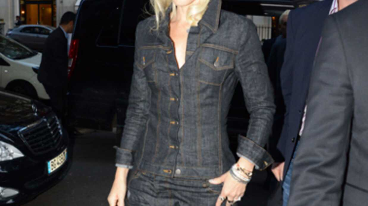 LOOK de stars: sept façons de porter la veste en jean