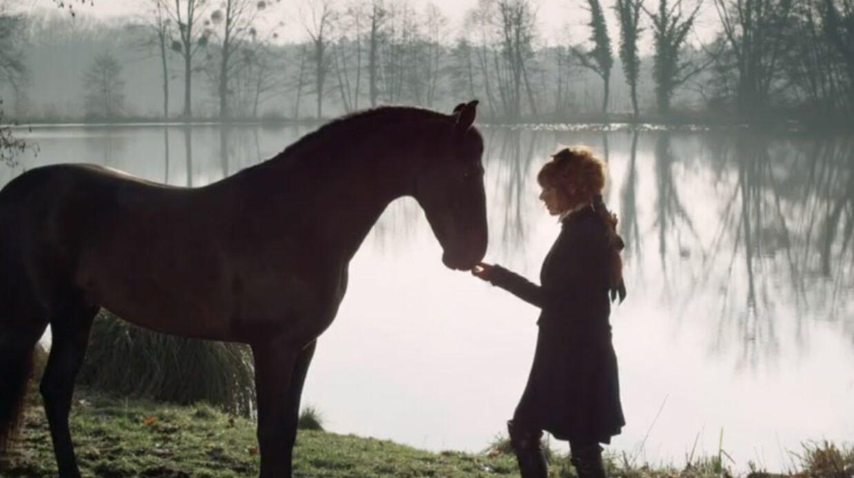 Mylène Farmer: «Je te dis tout», un clip de clins d'oeil à sa carrière