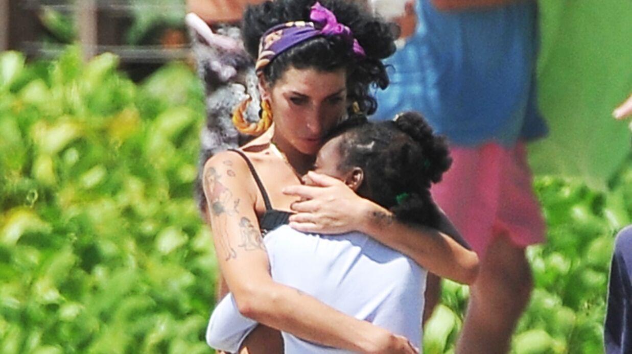 Amy Winehouse était-elle sur le point de devenir maman?