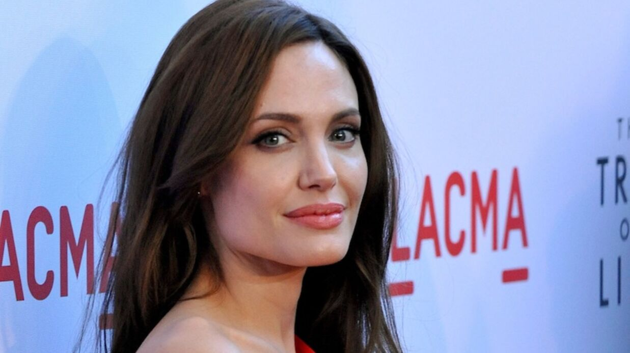 Angelina Jolie rêve de traverser le Sahara