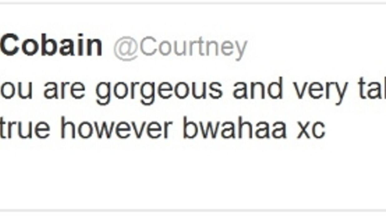Courtney Love s'en prend à Lana Del Rey à cause de Nirvana