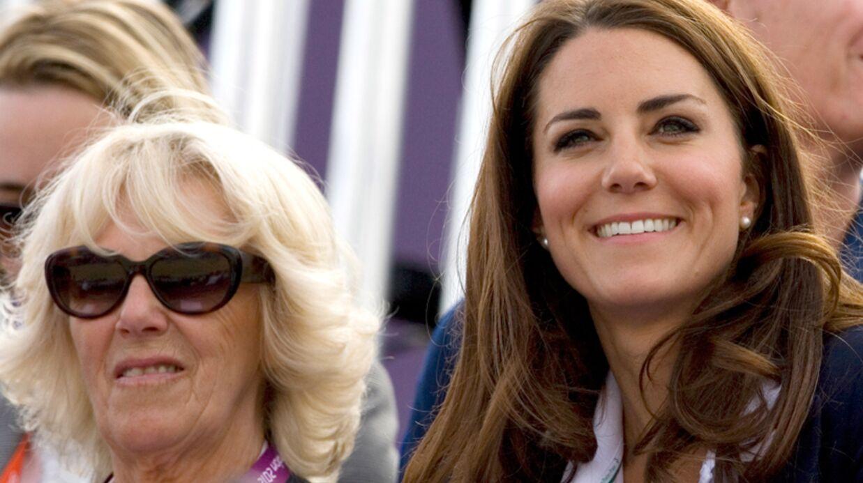 PHOTOS Le prince William et Kate encouragent Zara Phillips