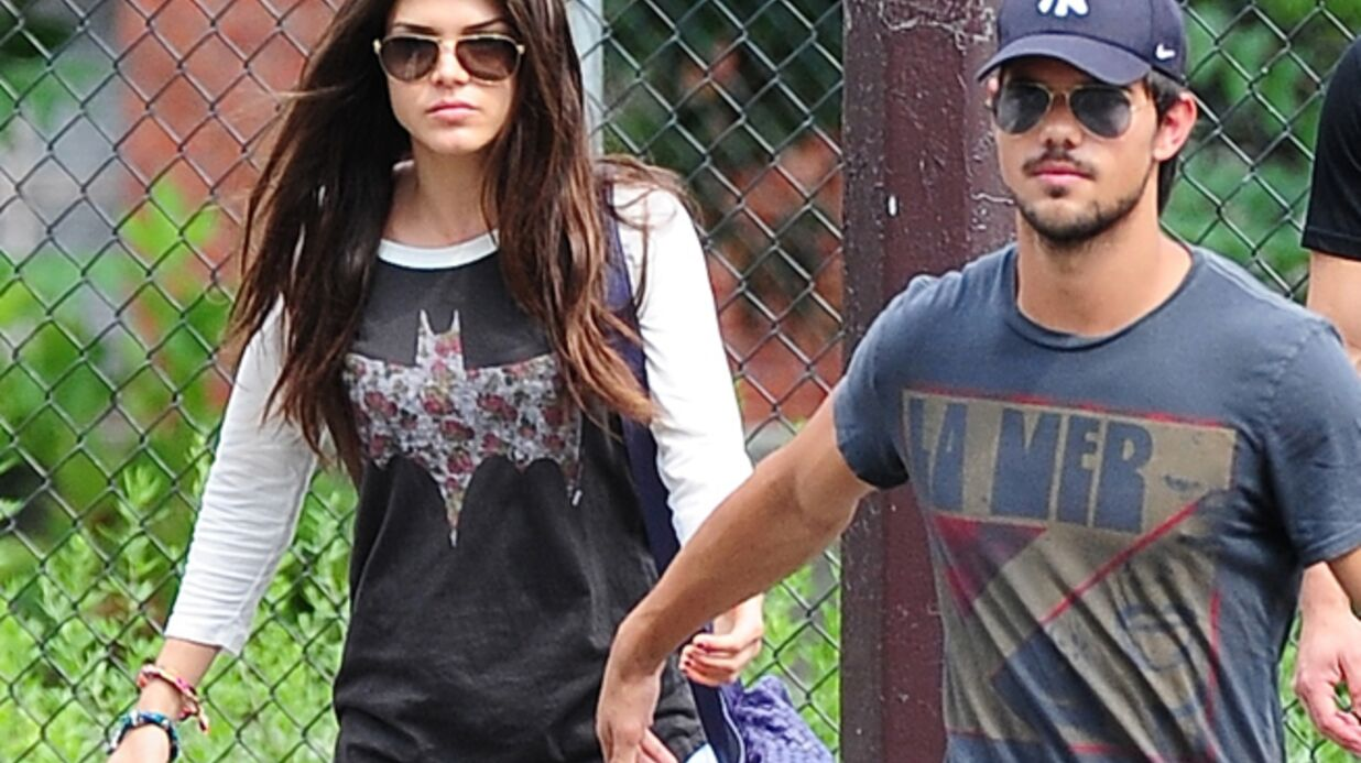 PHOTOS Taylor Lautner en couple avec Marie Avgeropoulos