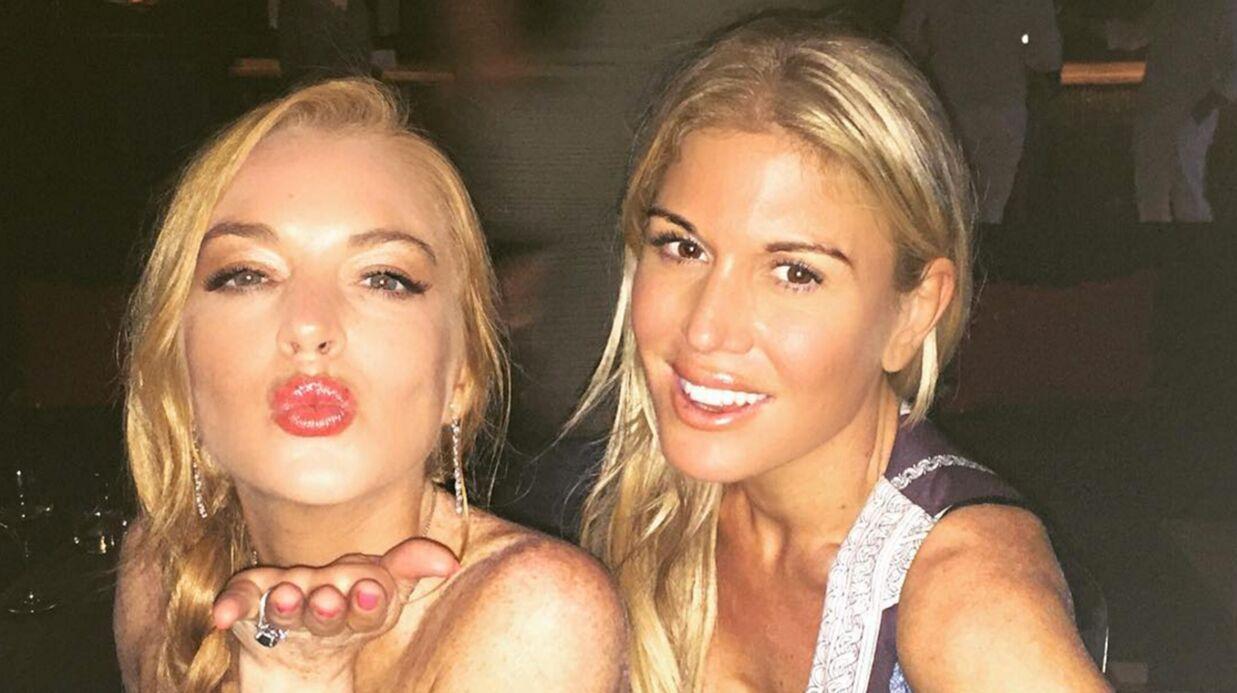 Lindsay Lohan: selon sa meilleure amie, elle ne serait pas enceinte