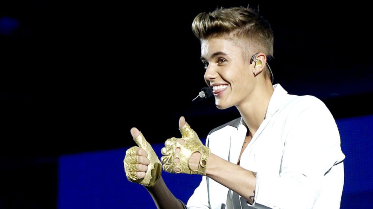Justin Bieber se fait confisquer son singe à la douane