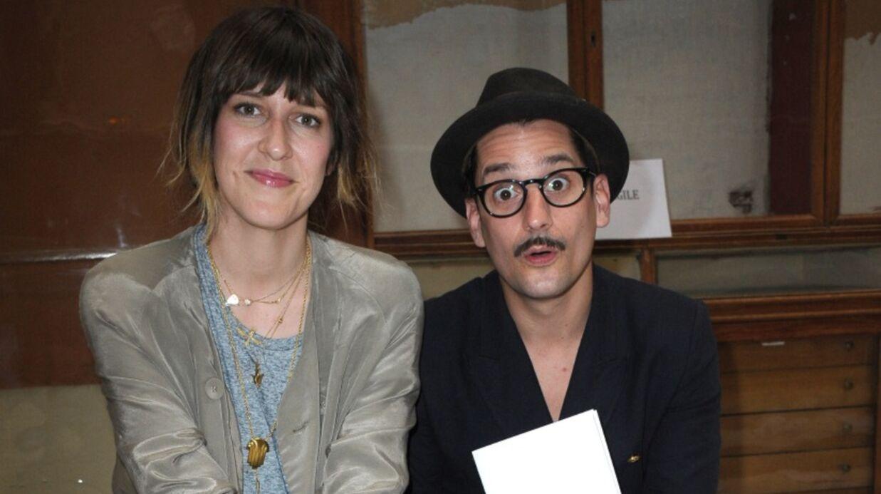 Daphné Bürki évoque sa rencontre avec Gunther Love