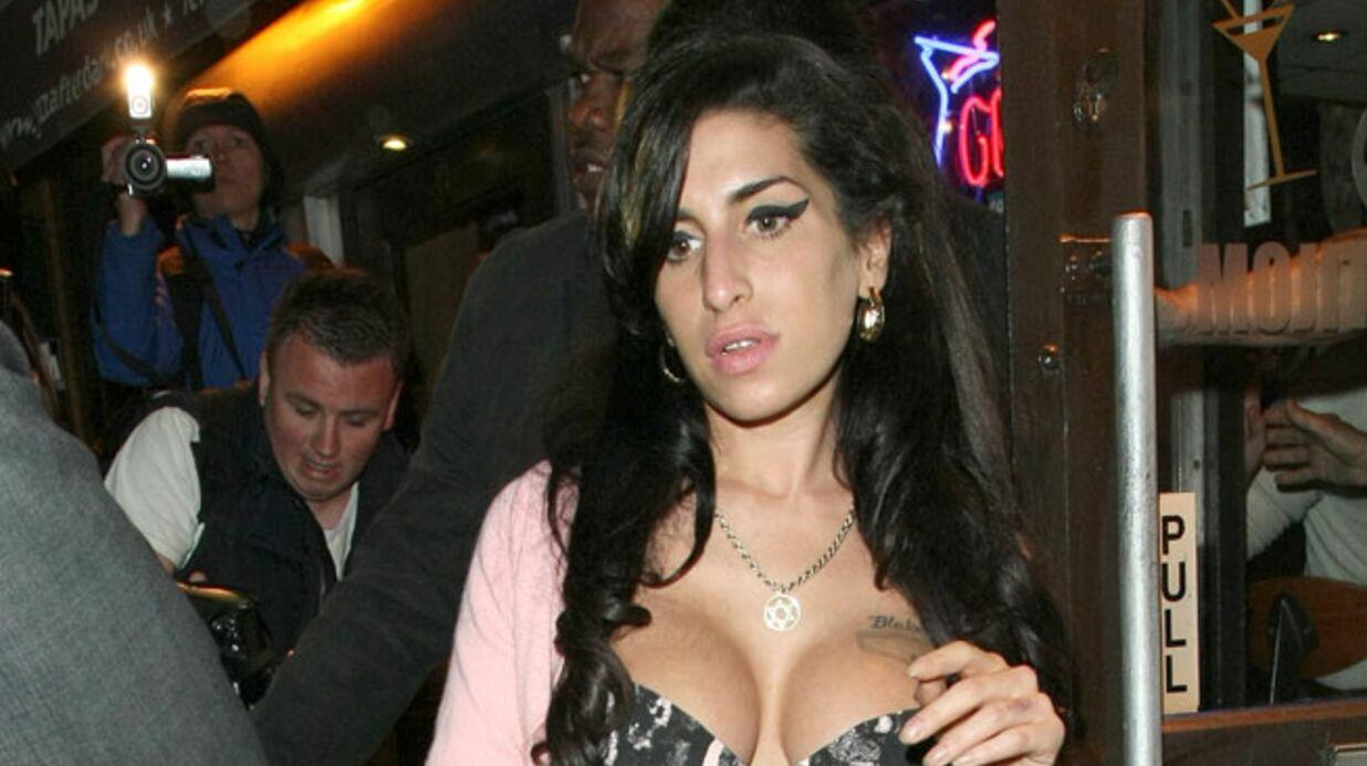 Amy Winehouse: bientôt un concert en hologramme?